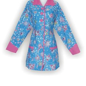 Aneka Model Baju Batik Kantor Zommi