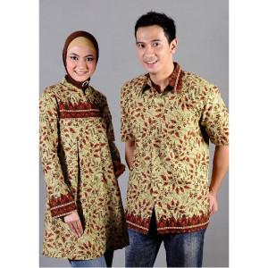 Model Baju Batik Kantor Ala Dian Pelangi Zommi